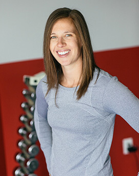 Abby Johnson - Personal Trainer at Chadwick's Fitness in Franklin TN