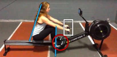 Row machine posture explained from Personal Trainer & Gyms in Franklin TN