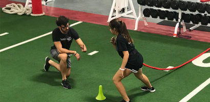 Athletic Development Class with Personal Trainer at Gyms in Franklin TN