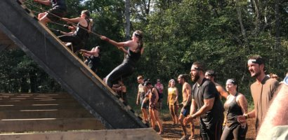 Obstacle course for Personal Training, Group Fitness, Sports Training, Strength & Conditioning Class