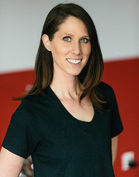 Fitness Trainer Jennifer Wilson