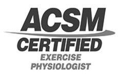 ACSM Certified Exercise Physiologist Logo