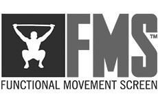 FMS Functional Movement Screen Certification Logo