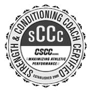 CSCS Logo for Certified Strength and Conditioning Coach
