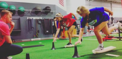Group fitness, gyms in Franklin, TN with sports medicine, personal trainers, strength and conditioning classes, and more - Chadwick's Fitness.
