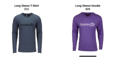 Chadwick customized workout apparel, gyms in Franklin, TN with sports medicine, personal trainers and group fitness classes, visit Chadwick's Fitness, today!