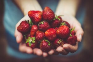 Strawberries is part of a healthy lifestyle and highly suggested by our personal trainers