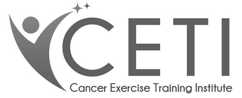 Logo for Cancer Exercise Training Institute, at Chadwick's Fitness for sports rehabilitation and sports medicine Franklin TN