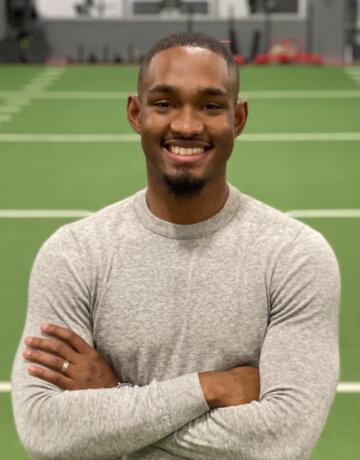 Jamal Jones - Personal Trainer at Chadwick's Fitness in Franklin TN